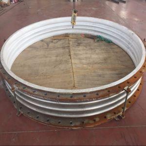 PTFEによって並べられる軟らかな金属の膨張継手