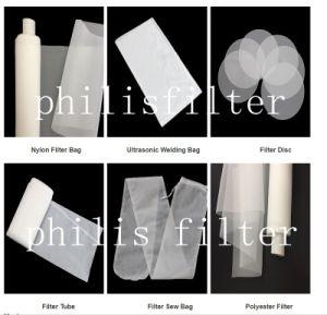 単繊維ナイロンフィルター網のリボンの円錐形のこし器ファブリック