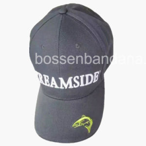 OEMは小切手のウールPUの革調節可能な野球帽の製造業者をカスタマイズした