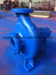 Fin d'aspiration pompe centrifuge (XA 125/32)