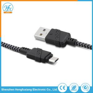 SamsungのためのマイクロUSBケーブルを満たす5V/2A電気データ