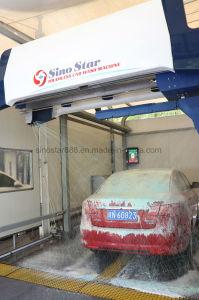 100%中国S9の専門の自動Touchless車の洗濯機