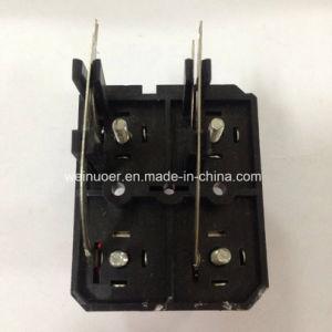 Wp4-10un rectángulo de 4 polos terminales para el altavoz de la serie Wp Aduio Sockets