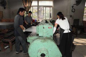 De vierkante Dieselmotor van de Cilinder van de Tank van het Water Enige (ZS195)