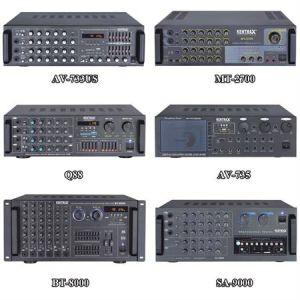 20W 4CH avaler de l'amplificateur de puissance audio de tube spécialement pour Swiftlet