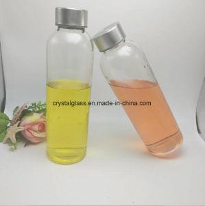 Vidro de forma popular Sodas garrafa de amostra grátis