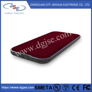 Новый дизайн Jse тканью крышку 15W зарядное устройство беспроводной связи