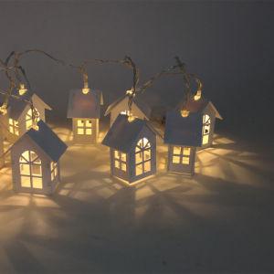 LEDの屋外の防水暖かく白く装飾的なクリスマスのホームライト