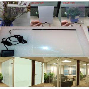 La fabricación de laminados de Control de atenuación conmutable de privacidad decoración eléctrico Cristal inteligente