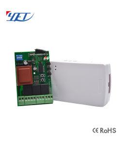 WiFi 433.92MHz RF et de conseil 220V moteur tubulaire de l'obturateur du rouleau de contrôleur de porte encore845