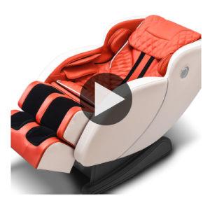 Fauteuil de massage corps pied arrière du rouleau de soins de santé masseur de tête