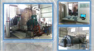 Turbina a vapore industriale di contropressione della singola fase Xn-M70