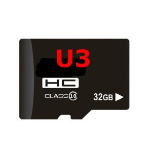 Tarjeta de Memoria 4G C6 C10 8g C10 a U3 U3 16GB 32 GB de U3 U3 64GB tarjeta TF (TF-1030)