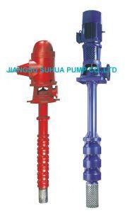 La pompe à turbine vertical (vertical de la pompe)