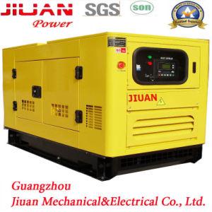 ディーゼルElectric Silent Hardy Generator 60kVA