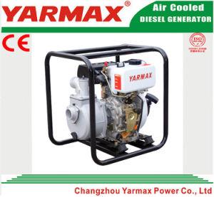 Yarmax 공기에 의하여 냉각되는 농업 관개 3 인치 3  휴대용 디젤 엔진 수도 펌프 Ymdp30
