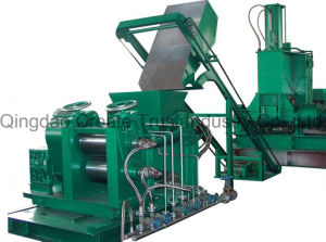 Hot Sale Double Conical-Screw Extrusora e Sheeter (CE / ISO9001)
