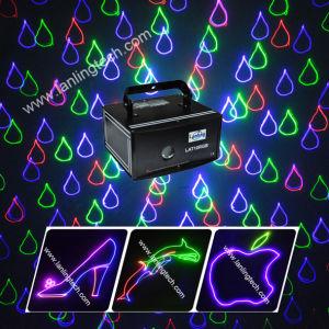 Цветной лазерный проектор / RGB Twinkle лазерное шоу(LAT30RGB)