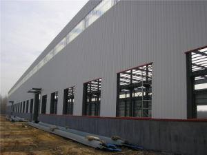 Estructura de acero de la luz de la construcción/Frefab casa taller/almacén/Villa GB1519
