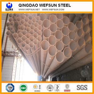 Q235 0.5 tubo dell'acciaio dolce di lunghezza di spessore 6m