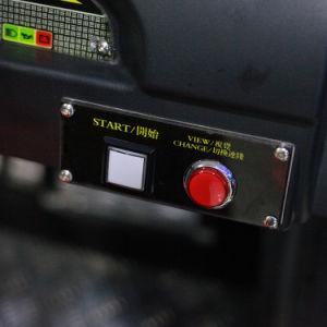 Simulador de corridas jogos operada por moedas Carro de Corrida de eléctrico da máquina de jogos