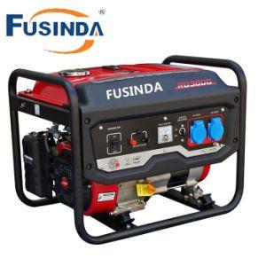 2.8kw de draagbare Generator van de Benzine voor de Reserve van het Huis met Ce/CIQ/ISO/Soncap