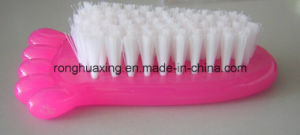 O plástico S3222 prega a escova de varredura
