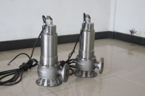 Les eaux usées Les eaux usées de la pompe submersible