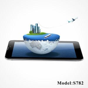 2013 Hot Vender 7 polegadas cartões SIM de Duplo Núcleo duplo com função de telefone Tablet PC
