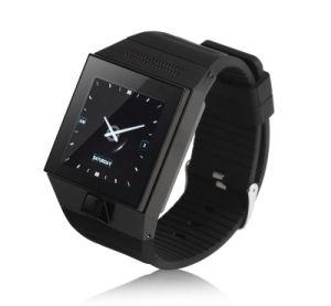 Sistema de navegação GPS de CPU dupla Tela Capacitiva Android Impermeável Watch Phone