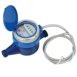 住宅の使用無線遠隔伝達乾式の冷水のメートル