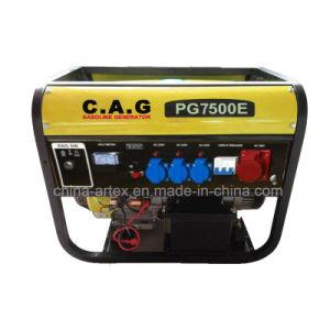 3-фазный 4000/5000/6000 Вт промышленного использования газа мощность генератора