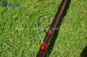 Il carbonio all'ingrosso soppressione la pesca Rod del pezzo fuso di spuma