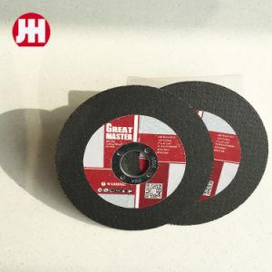 4 duim 107X1X16mm het Schurende Scherpe Wiel van de Rode Kleur voor Metaal