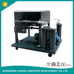 Ls-Ly-400 placa y el equipo de purificación de aceite del tipo de trama