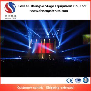 전시 LED 점화 훈장 사건을%s Foshan Shengse 단계 Truss