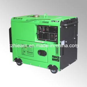 3kw Portable Silent Diesel Engine Power Generator (DG3500SE)