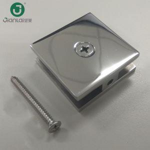 Acessórios de vidraças de aço inoxidável 304 Casting a braçadeira da dobradiça do conector de vidro