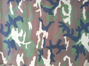 Grünes Camoulage Printing 600d*300d Fabric