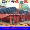 El disco el filtro de vacío en la metalurgia, industria química
