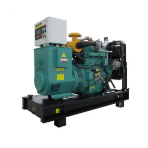 Gas-elektrischer Generator-heißer Verkauf des China-Hersteller-100kw LPG