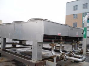 Chão Venttl Refrigerador de Ar Tipo Seco Industrial