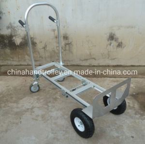 Carrinho de pladur Articulável Lado a plataforma rolante do veículo