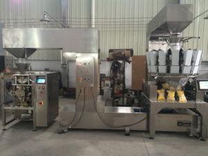 Macchina di riempimento e di sigillamento di pesatura automatica con il pesatore di Multihead (JY-PL)