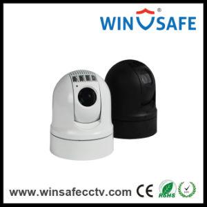 De mini OpenluchtIP van de Camera van het Voertuig van de Veiligheid IP67 Camera van kabeltelevisie van de Koepel van de Thermische Weergave PTZ