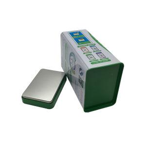 Lait en poudre boîte Boîte en métal de gros pour le lait titulaire