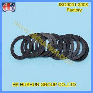 Les cales en acier inoxydable, rondelle à ressort de la rondelle plate (HS-SW-001)