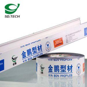 PE/PVC/PET/BOPP/PP Film protecteur pour profilé en aluminium/plaque en aluminium/Aluminum-Plastic