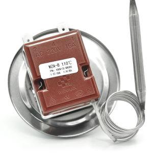 thermostat capillaire r glable pour chauffe eau lectrique et four lectrique thermostat. Black Bedroom Furniture Sets. Home Design Ideas