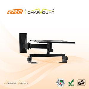 VCR 홀더 (CT-TVB-102V)를 가진 CRT 텔레비젼 마운트